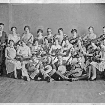 Seattle Mandolin Orchestra 1925