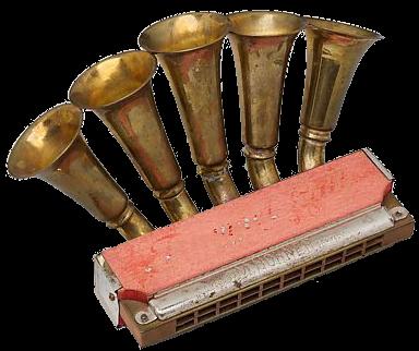 trumpetharmonica